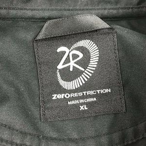 Zero Restriction Jackets & Coats - Zero Restriction Microfiber Loose Fit Vest Sz XL